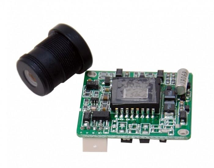 Câmera Voyager Mini NT VR-325 Placa