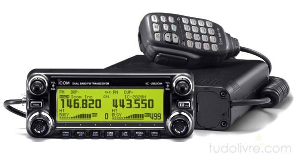 ICOM RADIO DUALBAND IC-2820H