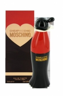 MOSCHINO PERFUME CHEAP&CHIC EDT 100Ml