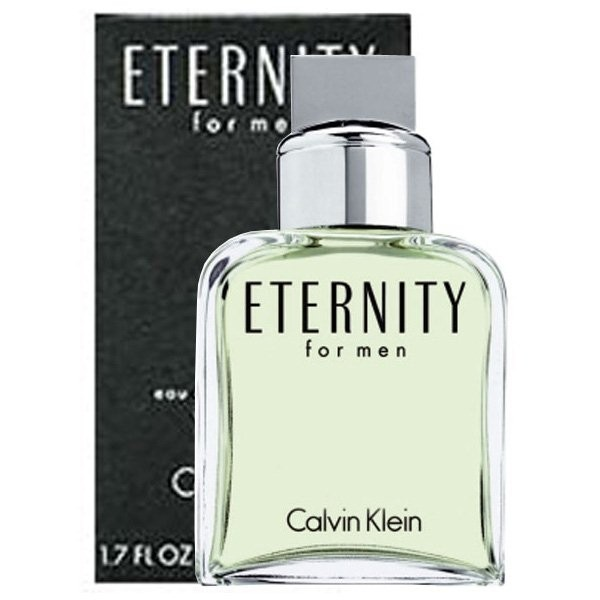 CALVIN KLEIN PERFUME ETERNITY MASCULINO 100Ml