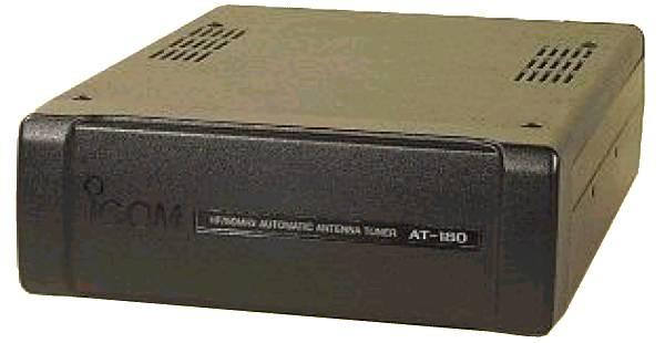 ICOM ANTENA HF TUNNER IC-AT180