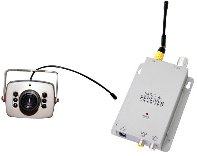 Cctv  Câmera  Voyager  Ntsc  VR-803 S/F