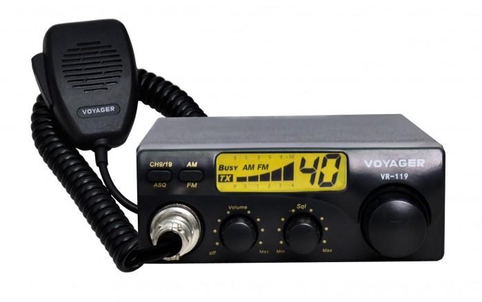 VOYAGER RADIO PX VR-119DTL