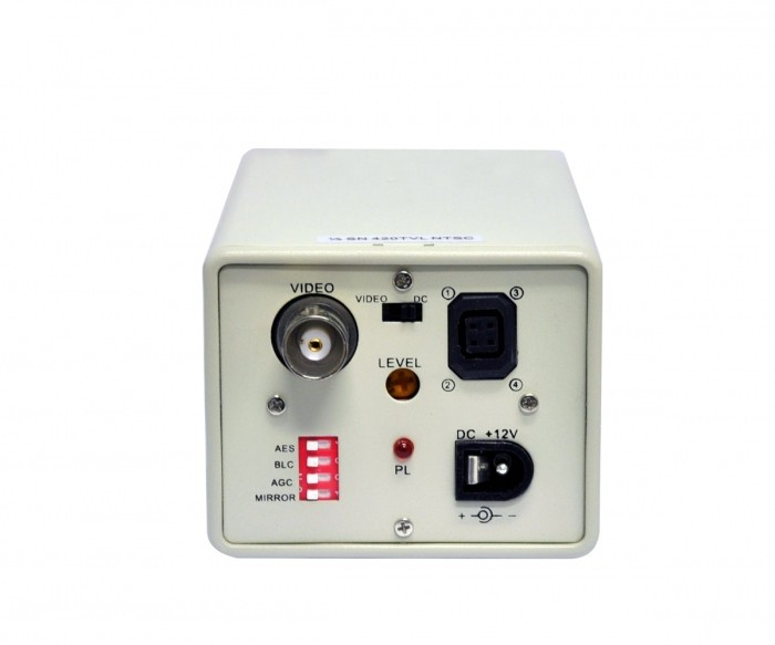 Câmera Voyager Prof NT  VR-3324s  1/3