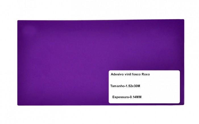 Adesivo Fosco 3d Moldável Tipo Di-noc Texturizado Modelo MF-027 Roxo