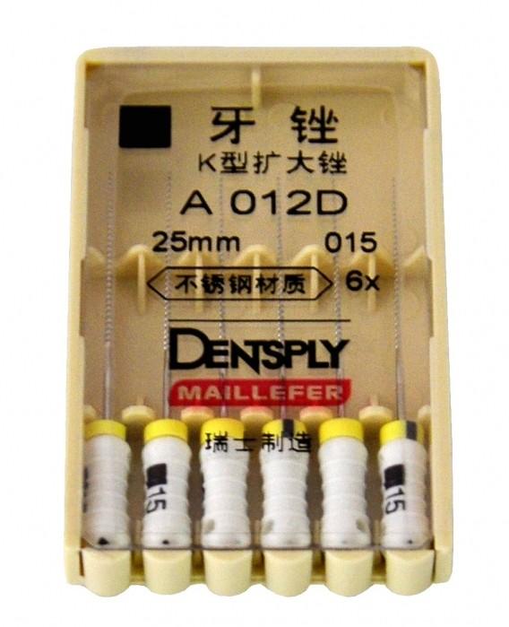 Dent Dentsply Maillefer kk-F H15 25M