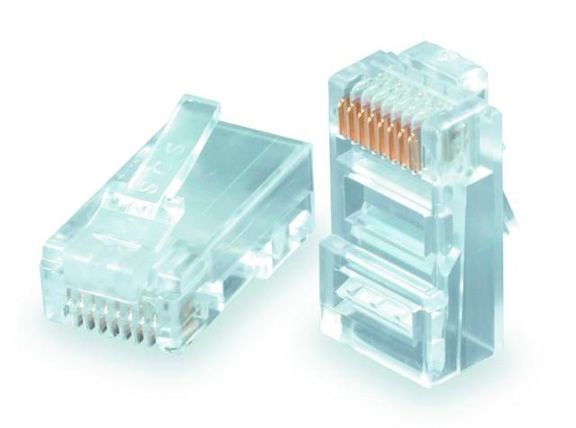 VOYAGER CONECTOR REDE (PLUG) RJ458P8C