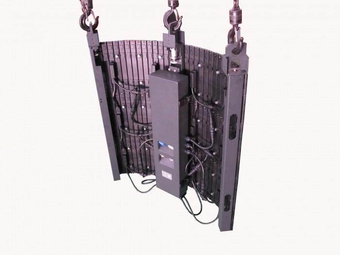 Panel Led Indoor P-6FI Flexivel 768 X 720 MM