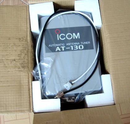 Antena Icom HF Tunner    IC-AT130