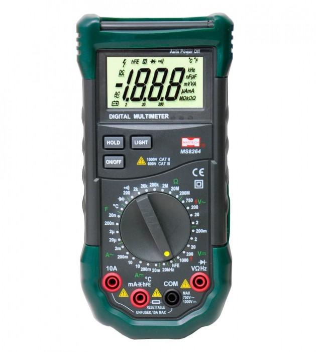 Medidor Digital Multimeter Modelo MS-8264