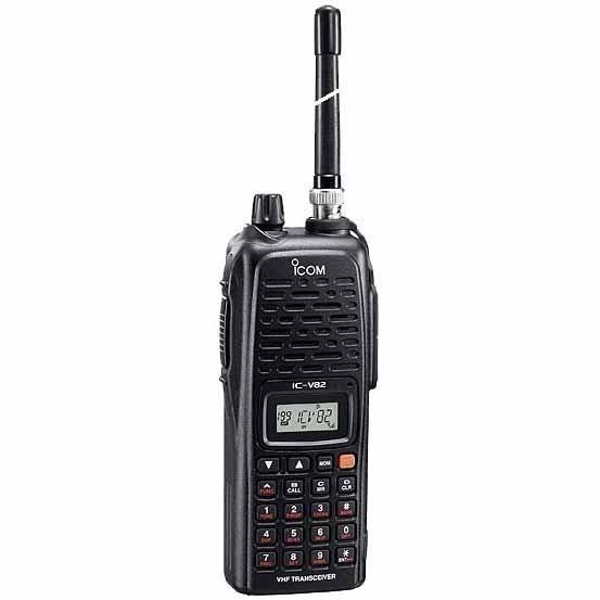 ICOM RADIO VHF HT IC-V82