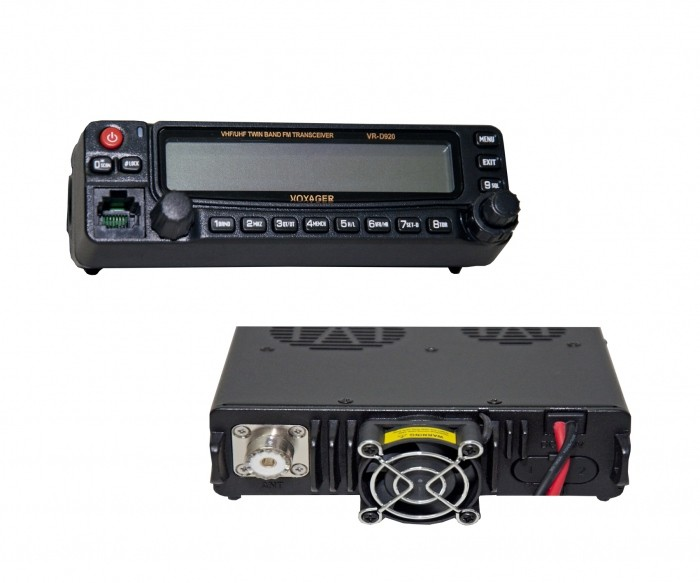 VOYAGER RADIO BASE VHF VR-D920
