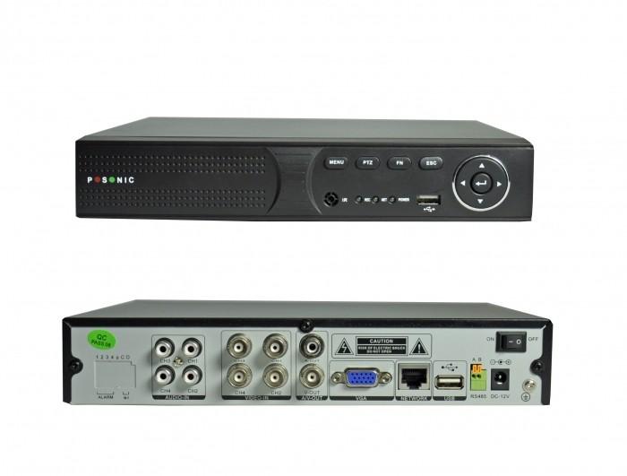 DVR HD Posonic PS-3004 4Ch