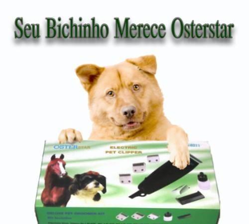 OSTERSTAR TOSQUIADEIRA DE TOSA P/CAES, CAVALOS, GATOS MOD. 8211 / 220v