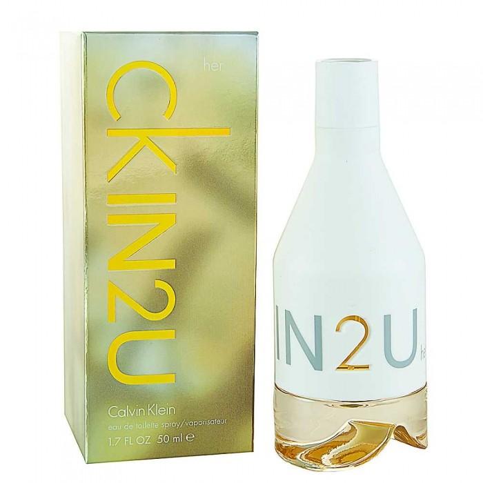 Perfume Calvin Klein IN2U Femenino 50ml