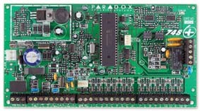 Cctv Alarme Paradox Modelo Pa-748+Tec.646