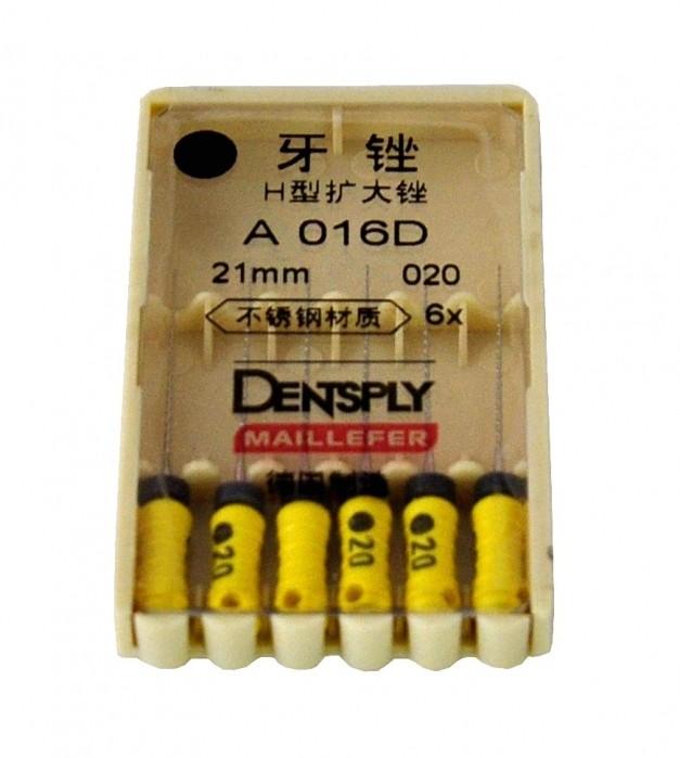 Dent Dentsply Maillefer H20 21M