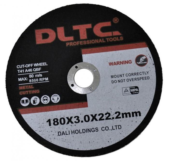 TITAN DISCO METAL DLTC A01004 180X3.0X22