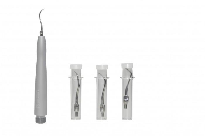 Dent Titan Scaler W/6 Tips GK1/2/3/4/5/6