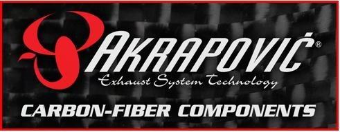 AKRAPOVIC FIBRA CARBON 2008-2009 HONDA CBR-1000RR FENDER INT