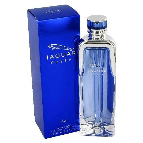 Perfume Jaguar Fresh Man Edition 100Ml