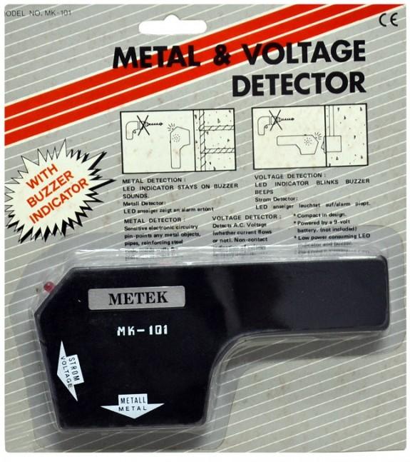Detector De Metal Voyager MK-101