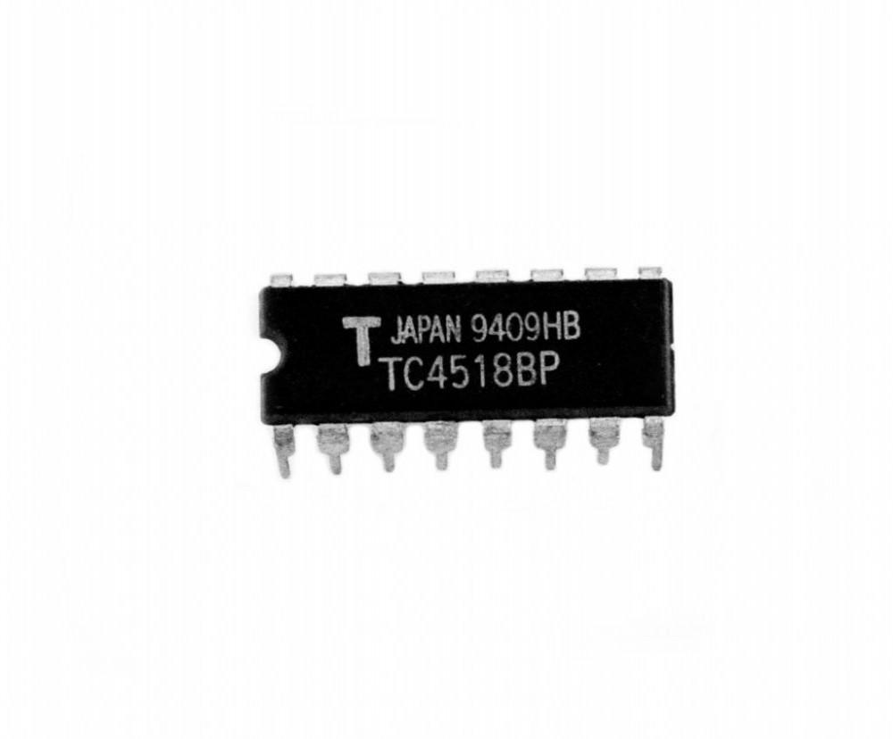 TOSHIBA TRANSISTOR TC4518BP