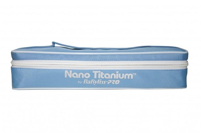Alisador LadyLiss Pro Nano Titanium 3D+ Azul
