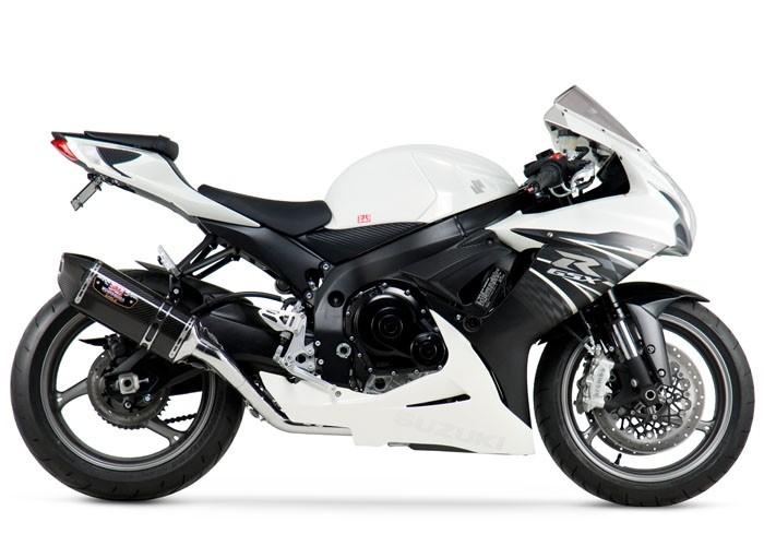 YOSHIMURA ESCAPE R77 Suzuki R750 2011