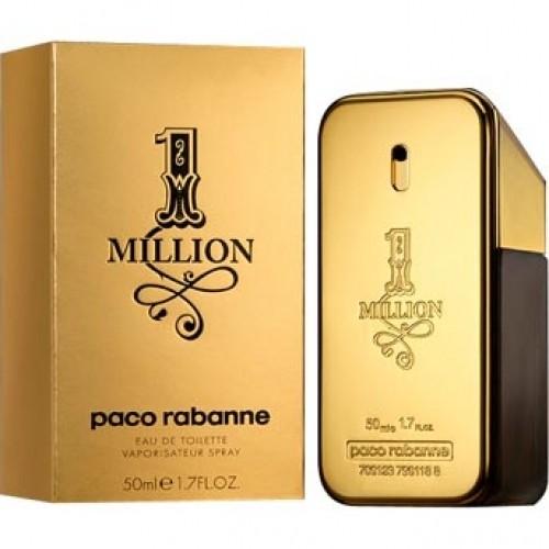Perfume Paco Rabanne 1 Million Masculino 50ml