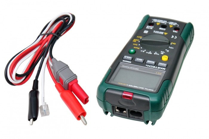 Medidor Digital Multimeter Modelo MS-8236