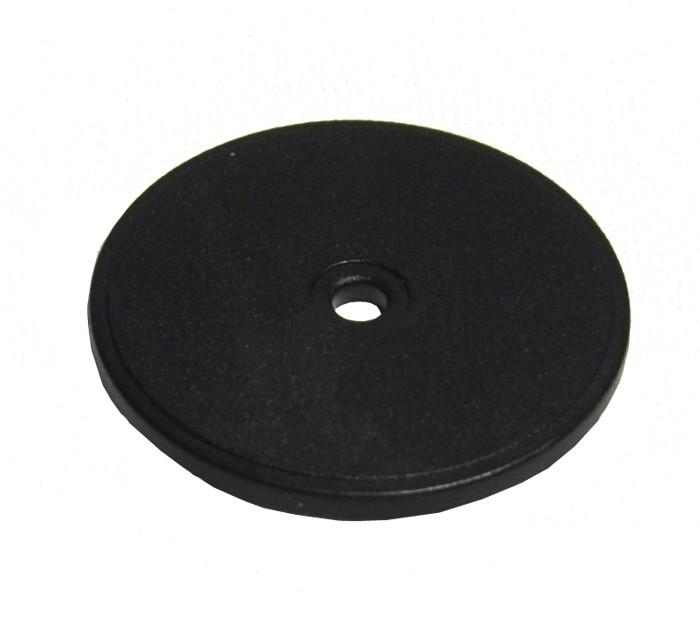 Sensor de pared Voyager RFID Preto