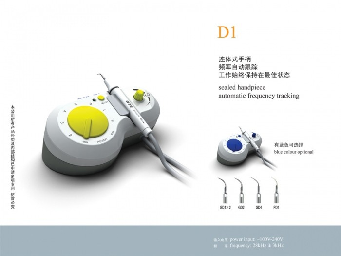 Dental Destartarizador Woodpecker Modelo DTE-D1