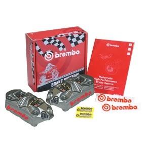 Brembo Caliper Kit HPK Machined Radial - (220A16810)