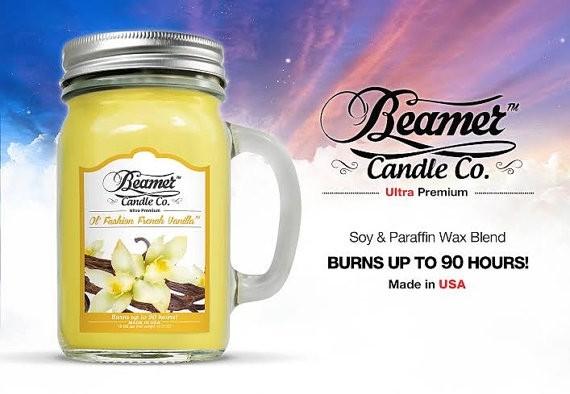 Essencia Beamer Candle French Vanila