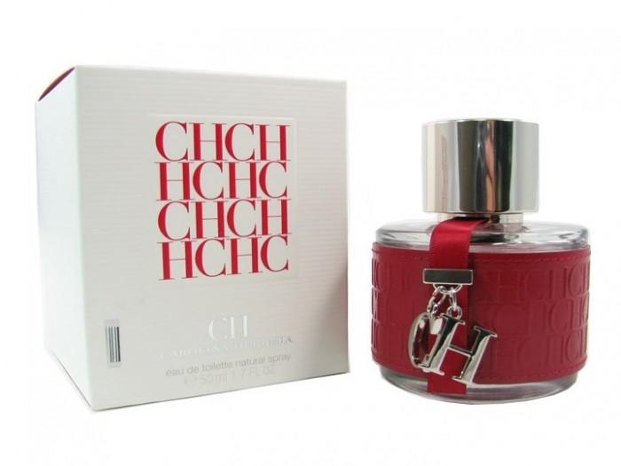 Perfume Carolina Herrera CH Feminino 50Ml