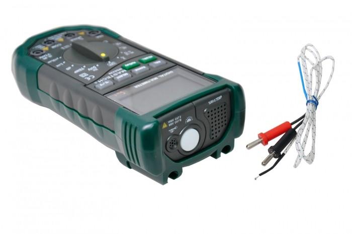 Medidor Digital Multimeter Modelo M-8229
