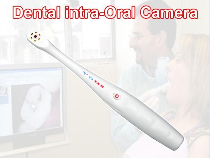 Dental Câmera Intra Oral Titan Áudio / Video