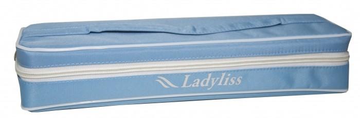 Alisador LadyLiss Pro Nano Titanium 3D Com Bolsa Rosa