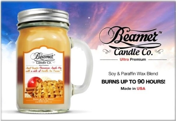 Essencia Beamer Candle Apple Pie