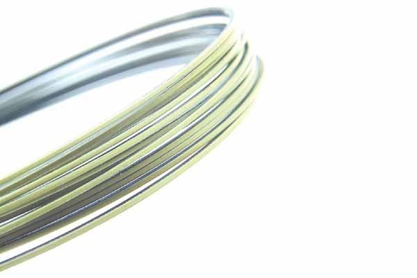 Bracket Wire Elastic Upper Titan 0.12¨