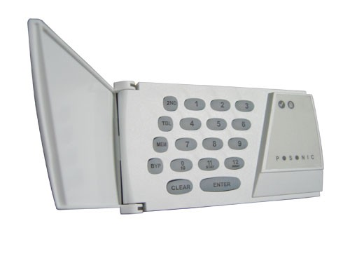 Cctv Alarme Posonic Modelo PS-710+Tec.636