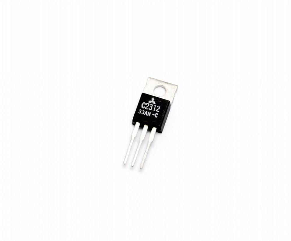 Transistor  Mitsubishi    2SC2312