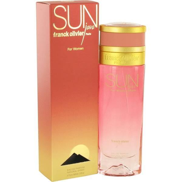 Perfume Franck Olivier Sun Java Femenino 75ml