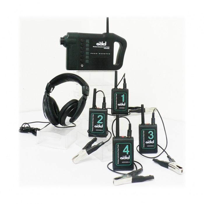 Automotivo Noise Finder Wireless ADD3500