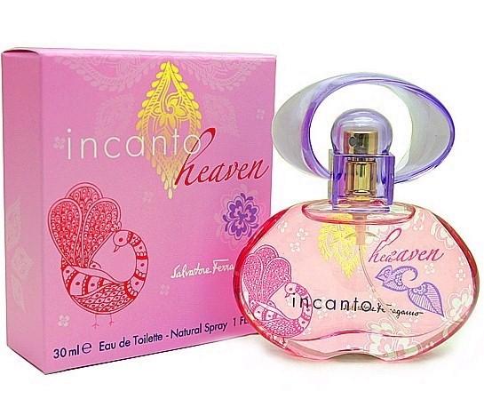 Perfume Salvatore Ferragamo Incanto Heaver 30Ml