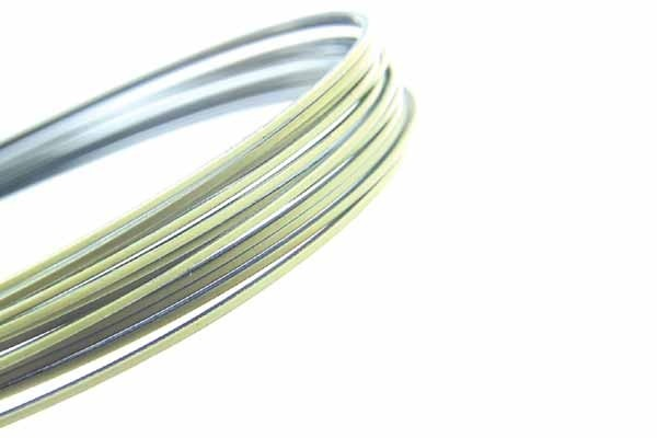 Bracket Wire Elastic Lower Titan 0.18¨