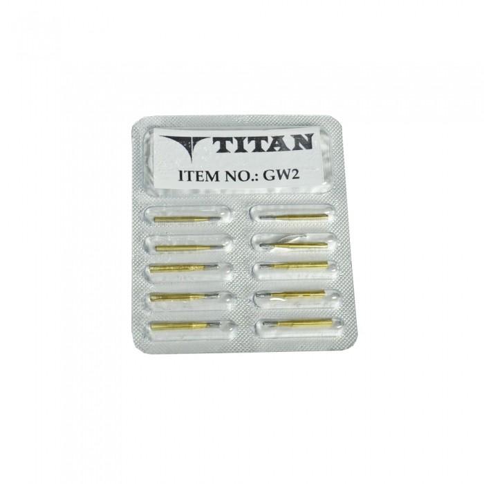 Dental Cirugica SS White GW 19mm 10/Blister