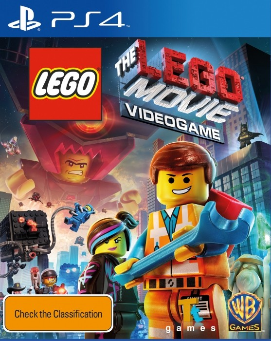 The Lego Movie Video Game Ps4