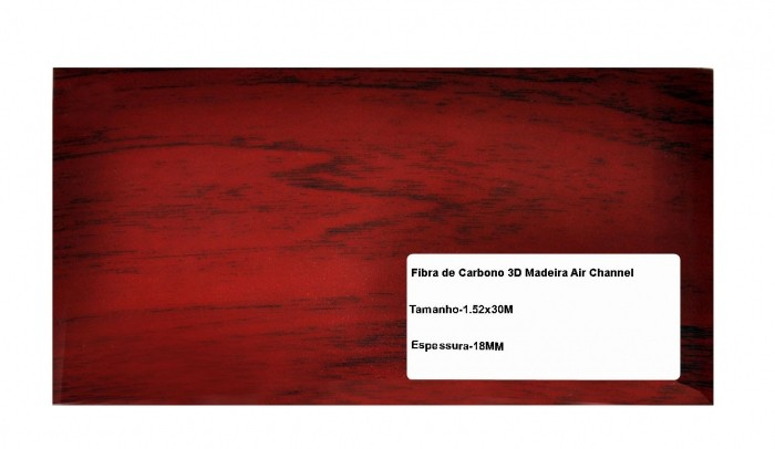 Adesivo Madeira 3d Moldável Tipo Di-noc Texturizado Modelo MF-034 Madeira Vinho